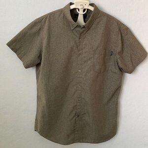 Molokai Surf Co Short Sleeve Button Down Shirt